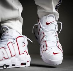 sports shoes 1fad6 f7c8e Make yourself ready for a White Varsity Red-White version of the famous NIKE  AIR
