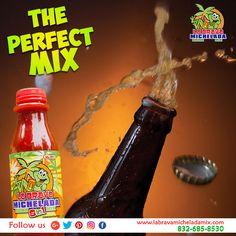 The perfect mix #BestMicheladaMix