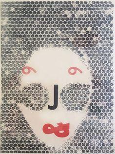"""Bubblewrap Joe"" by Charles Shearer (bubblewrap type Royal College Of Art, Architectural Features, Art School, Fascinator, Printmaking, British, Soup, Posters, Type"