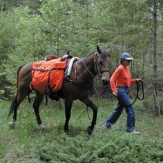 Learn about #horse #camping and how to make the most of your backcountry rides.  #PocketRanger