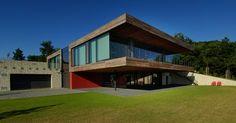 Cigler Marani Architects   Nad Holým vrchom   2005   Záhorská Bystrica, Slovensko