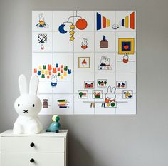 Miffy is one of those characters that always brings back warm, fuzzy feelings from my childhood. Now as a mother with my own children, it's a pleasure to re-introduce her to my growing family. This year Dick Bruna, the artist behind Miffy turns 88 years...