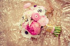 wedding black and light pink  | ... from gallery Everything You Need for a Fabulous NYE Wedding or Fete