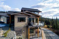 Ski Ridge Timber Frame Design – Streamline Design Wrap Around Deck, Open Concept Kitchen, Home Builders, Great Rooms, Skiing, Loft, Cabin, House Styles, Frame
