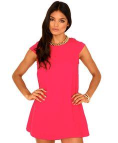 Daira Oversized Dress - dress - missguided