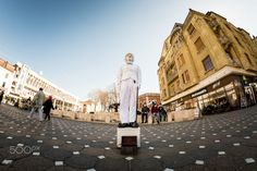 Streets of Timisoara Louvre, Street View, Explore, Building, Travel, Viajes, Buildings, Destinations, Traveling