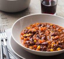 Recette - Chili con carne - Proposée par 750 grammes