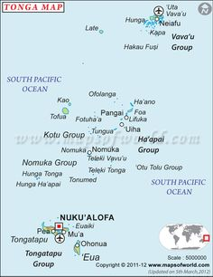 Tonga Islands Kingdom,