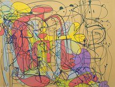 George Condo - Reclining Nude Forms