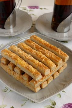 French Bakery, Biscotti Recipe, Hungarian Recipes, Winter Food, Other Recipes, Cookie Recipes, Food Porn, Food And Drink, Yummy Food