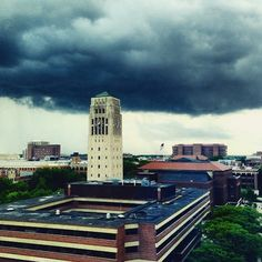A cloudy Monday has nothing on our majestic campus. #goblue #umsocial