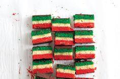 Rainbow Cookies / Romulo Yanes
