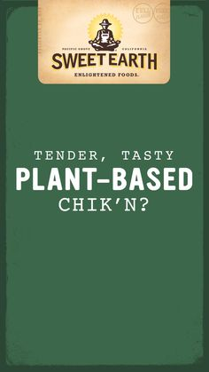 Sweet Earth Mindful Chik'n: Tender, Tasty and Totally Plant-Based. of Protein, ready for your next meal. Healthy Recipes, Healthy Foods To Eat, Healthy Tips, Healthy Choices, Quick Recipes, Meat Recipes, Cake Recipes, Fast Weight Loss, Lose Weight