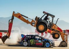 Need for Speed and Ken Block present: #GymkhanaSix: The Ultimate Gymkhana Grid Course! Click to watch!