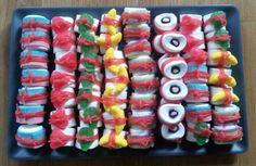 Traktatie snoep sushi