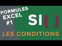 Utiliser les formules Excel - Si, somme.si, max, min, nb.si et arrondi (2/2) - YouTube Make Money Photography, Arduino Programming, Robot Kits, Technology World, Arduino Projects, Rich Man, Microsoft Excel, Buisness, New Job
