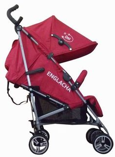 Special Offers - Englacha Omi Stroller Red - In stock & Free Shipping. You can save more money! Check It (August 01 2016 at 11:45PM) >> http://babycarseatusa.net/englacha-omi-stroller-red/