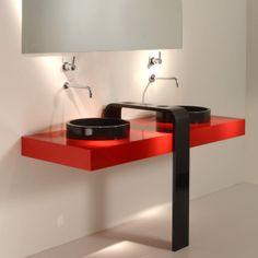 Antonella Scarpitta - LAVABI FOR RESPECT 2003  #design