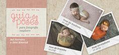 """""""Guia de poses para fotografia newborn"""" acontecerá na primeira semana de abril"""
