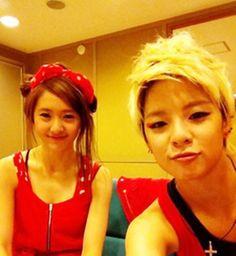 Krystal Jung & Amber Liu - f(x)