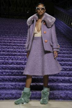 Miu Miu Ready To Wear Fall Winter 2017 Paris