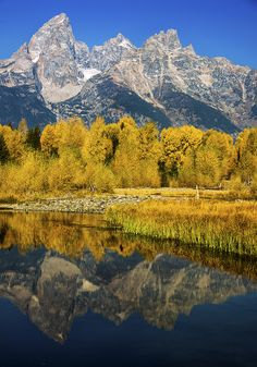 Grand Teton, National Park