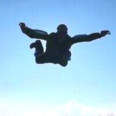 Skydiving:)