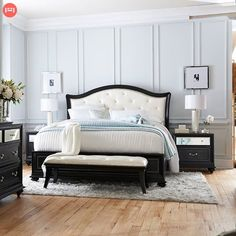 Bon Hollywood Glamour At Its Finest (Marilyn Bedroom From American Signature  Furniture)