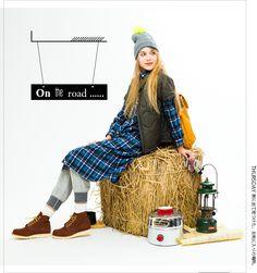 """Little Adventure""|BEAMS BOY 2014 Autumn & Winter | Pick up | BEAMS"