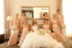 Gorgeous US GRANT Wedding - Bridal Ready Room in THE US GRANT Bi Level Presidential Suite