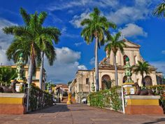 The colonial city of Trinidad is a UNESCO World Heritage Site.