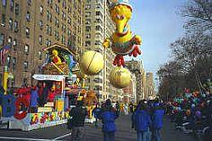 Macys Thanksgiving Day Parade NY