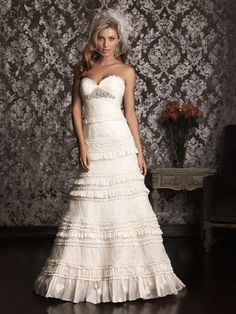 Allure Bridal - 9011 www.celebrationsbridalandprom.com