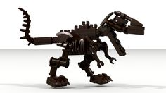 "[You can turn this LEGO design into an actual product: just click in the ""support"" button (It's free! When it gets votes, it will be evaluated by The LEGO Group] Over. Lego Jurassic Park, Jurassic Park World, Lego Dragon, Lego Animals, Dinosaur Skeleton, Lego Man, Cool Lego Creations, Lego Design, Lego Group"