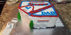 When This Dad Asked For a Costco Birthday Cake, He Was Not Expecting This Punny Response