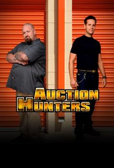 Check out Auction Hunters
