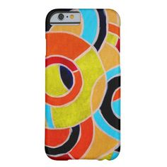 Composition #22 by Michael Moffa Barely There iPhone 6 Case