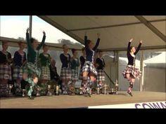 ▶ Cowal Highland Gathering 2014 - World Highland Dancing Champions - YouTube