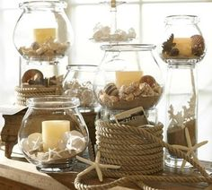 Simple Sea Shell Crafts - Click image to find more DIY & Crafts Pinterest pins
