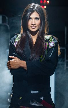 Monique Ricardo - Fitness model, IFBB Bikini Pro and Brazilian Jiu jitsu Champion