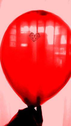 Diamond Heart! Doodleskin.com