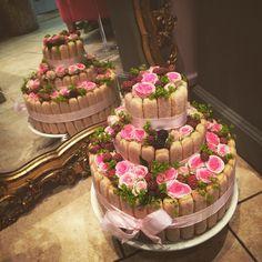 Gâteau de fleurs #Audace Florale
