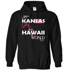 (Kansas001) Just A Kansas Girl In A Hawaii World #style #clothing