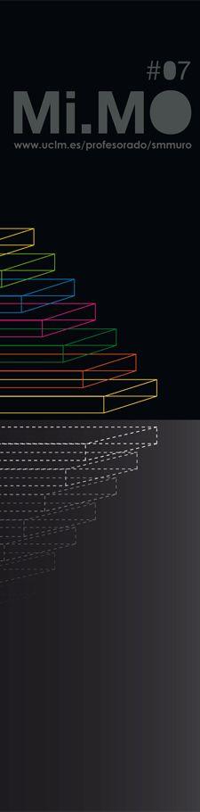Dirección, Coordinación y edición: Sylvia Molina Muro Coedición: Ana Navarrete. Diseño e Interacción: Olivia Caro   http://bellasartes.uclm.es/mimo/ ISSN 1887-5033