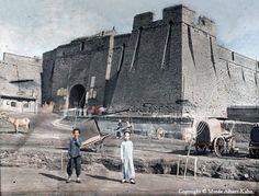 China cerca de 1912, parte da Albert Kahn Projeto