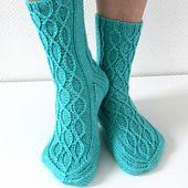 Ravelry: Melting socks pattern by Niina Laitinen