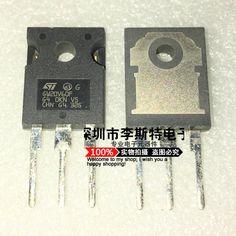 10PCS/LOT  GW20V60F STGW20V60F TO-247 IGBT 20A 600V TO247 New imported original #Affiliate