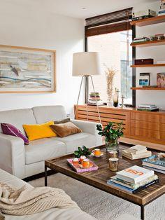 4 idei de baza pentru orice amenajare de living- Inspiratie in amenajarea casei - www.povesteacasei.ro