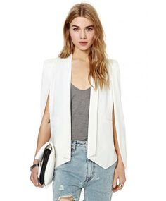 off arm blazer