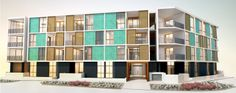 Mika multi-residential apartments by The Match Group. http://mikabymatch.com.au/